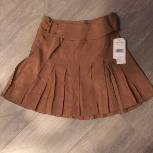 Free People Moss colored skirt